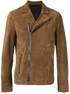 куртка со смещенной застежкой Rta