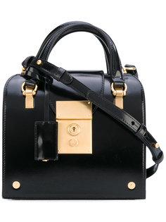 миниатюрная сумка-тоут Thom Browne