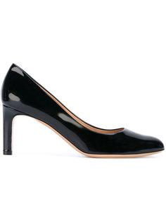 лакированные туфли-лодочки Salvatore Ferragamo