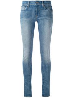 облегающие джинсы Polo Ralph Lauren