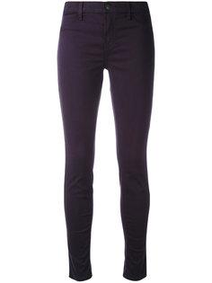 облегающие джинсы J Brand