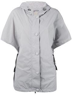 куртка с короткими рукавами и капюшоном Eleventy
