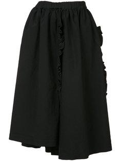 юбка в складку Comme Des Garçons