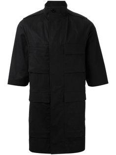 куртка с укороченными рукавами Rick Owens