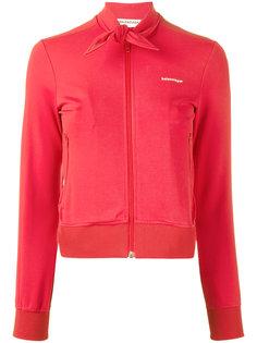куртка с завязками на шее Balenciaga