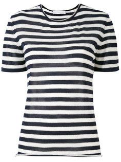 полосатая футболка Giada Benincasa