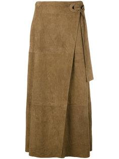 плиссированная юбка миди Desa Collection