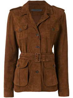пиджак с накладными карманами Simonetta Ravizza