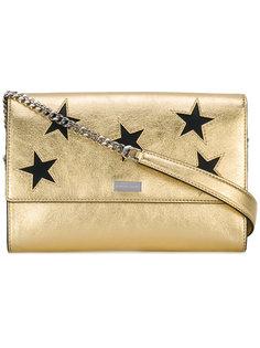 сумка на плечо с вставками в виде звезд Stella McCartney