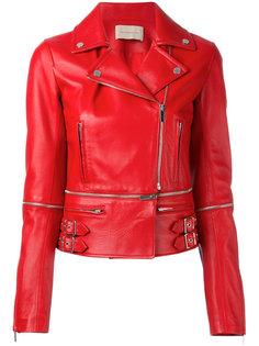 куртка со смещенной застежкой Christopher Kane