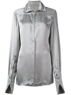 рубашка с застежкой на молнию Christopher Kane