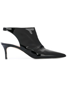 туфли без задника Christopher Kane