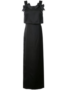 длинное платье Tiana  Zac Zac Posen