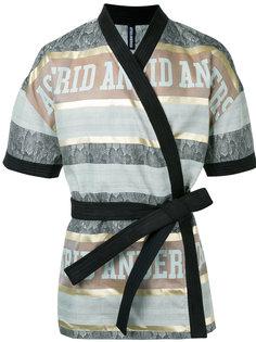 куртка в стиле кимоно Astrid Andersen