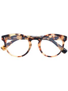 солнцезащитные очки с круглой оправой Valentino Garavani Rockstud Valentino Eyewear