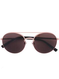 солнцезащитные очки с круглой оправой Valentino Garavani Valentino Eyewear