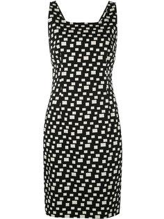 платье с геометрическим узором D.Exterior