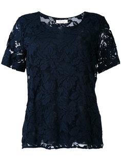 блузка с вышивкой D.Exterior