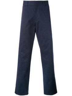 классические брюки-чинос Undercover