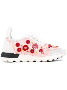 декорированные кроссовки No Ka Oi