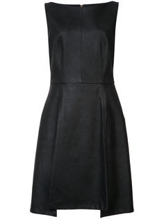 расклешенное платье Gareth Pugh