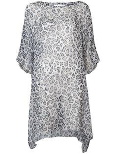 блузка свободного кроя с леопардовым узором Faith Connexion