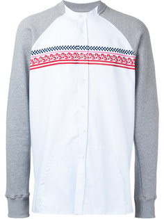 рубашка-толстовка Casely-Hayford