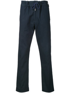 брюки на завязках Casely-Hayford