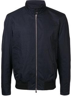 куртка-бомбер  на молнии Cerruti 1881