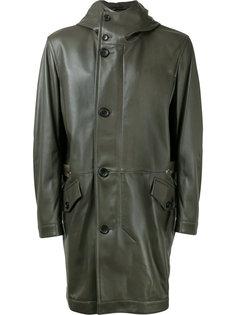 пальто с капюшоном Cerruti 1881