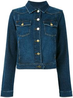 классическая джинсовая куртка Frame Denim