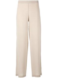 классические расклешенные брюки D.Exterior