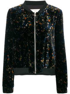 куртка-бомбер с вышивкой Vanessa Bruno Athé