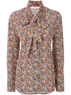 рубашка с цветочным принтом Vanessa Bruno