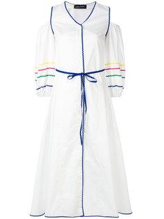 платье миди Anna October