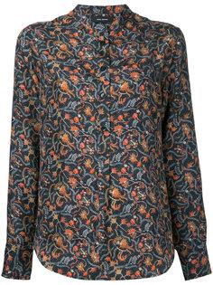 рубашка с принтом Rusack Isabel Marant