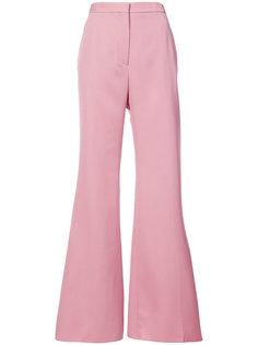 расклешенные брюки Rochas