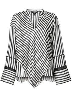 полосатая блузка Derek Lam