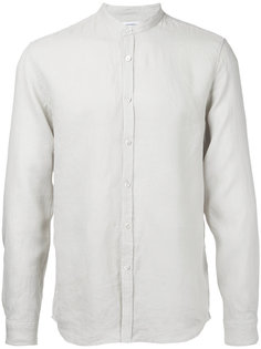 рубашка с воротником-мандарин Venroy