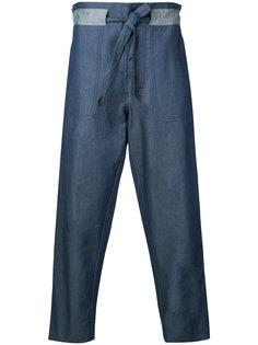 свободные джинсы Andrea Pompilio