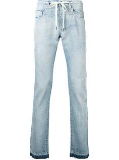 узкие джинсы Andrea Pompilio