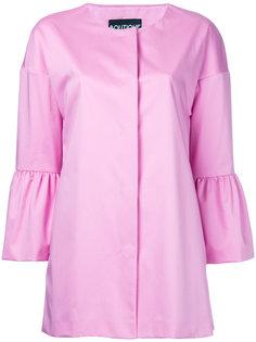 пальто с баской  Boutique Moschino