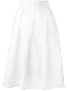 плиссированная юбка Daniela Gregis