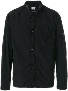 куртка с косым воротником CP Company