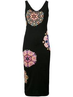 платье миди с принтом Mandala  Givenchy