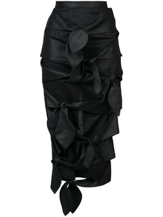 юбка с бантами Maki Oh