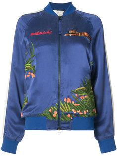 куртка-бомбер  Aube Tour Maharishi