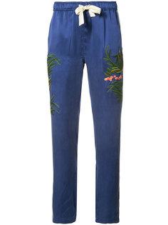 спортивные брюки Aube Maharishi