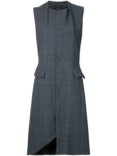 асимметричное платье Rokh