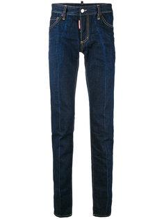 джинсы узкого кроя Dsquared2